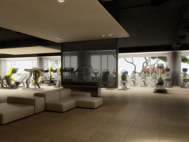 G CLUB<br> Standort: Vimercate, Italien<br> Typ: Vor- und Ausführungsprojekt<br>