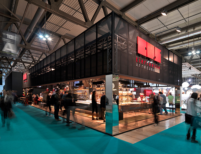 Food Stand<br>
